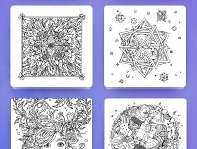 Becolor - Creative Coloring Book Prime