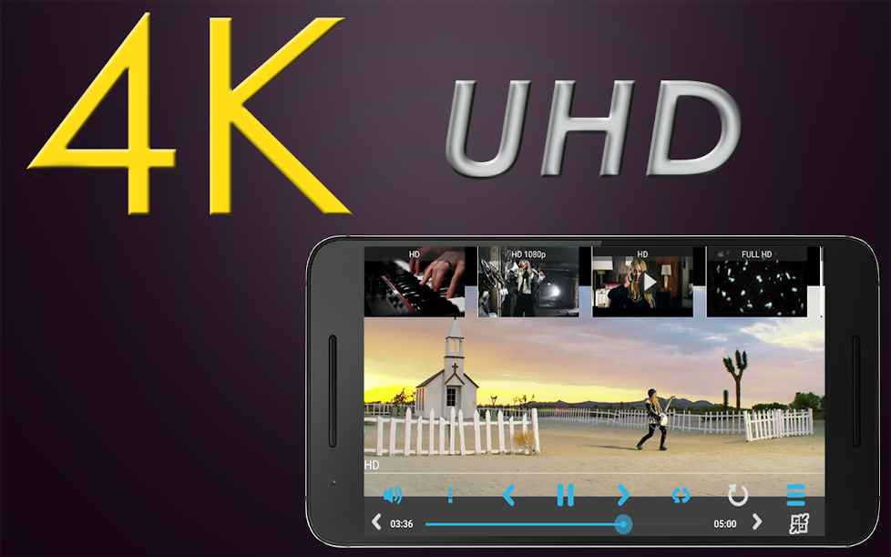 دانلود Best All Format HD Video Player 1.4 - ویدئو پلیر با کیفیت و پیشرفته اندروید !