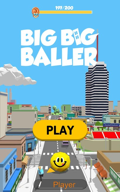 دانلود Big Big Baller 1.2.5 - بازی آرکید