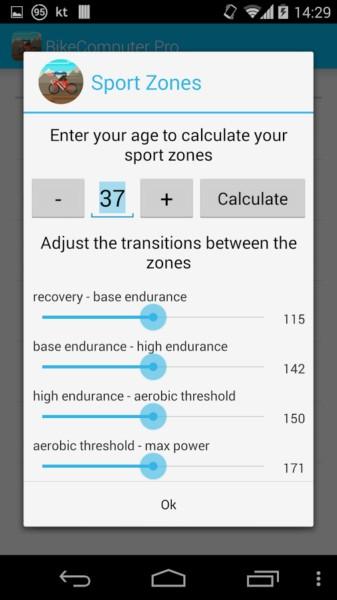 دانلود BikeComputer Pro 8.2.1 - برنامه GPS دوچرخه سواری اندروید