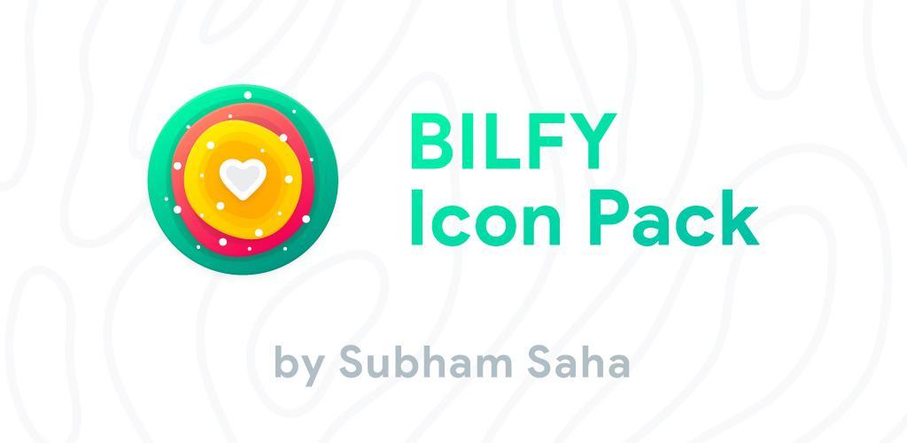 Bilfy Icon Pack