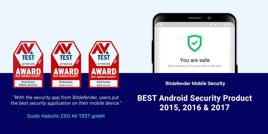 دانلود Bitdefender Mobile Security & Antivirus Full 3.3.085.1251 - آنتی ویروس بیت دیفندر اندروید + رایگان