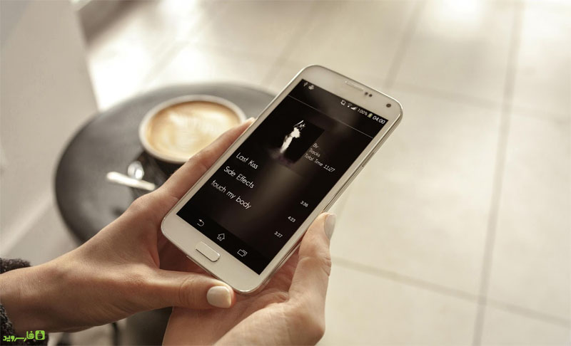 دانلود Bitsy Music Player Pro 4.0 - موزیک پلیر شیک و ساده اندروید !
