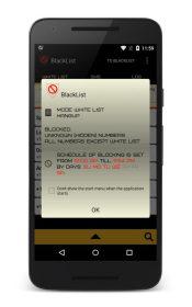 BlackList Pro (calls blocker)