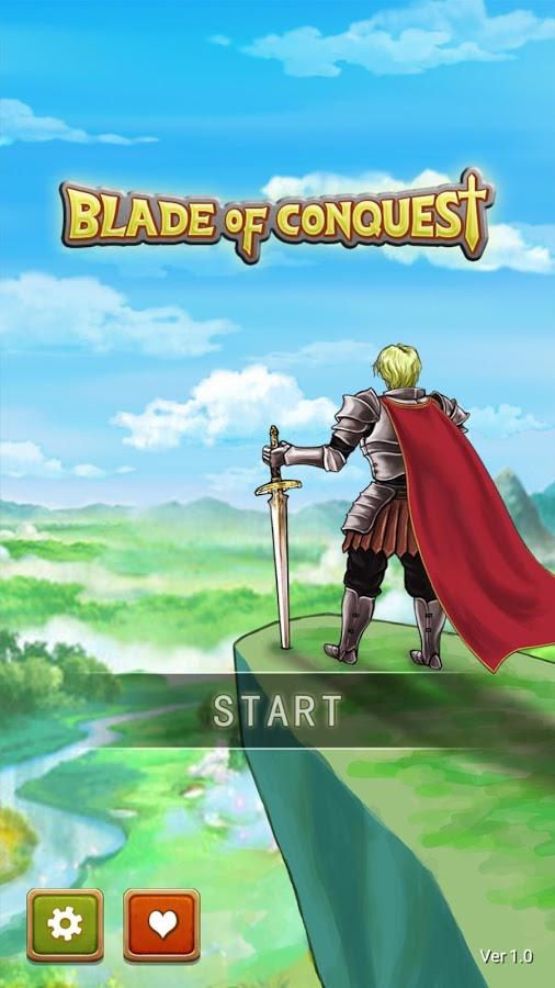 دانلود Blade Of Conquest 1.1.1 - بازی استراتژی