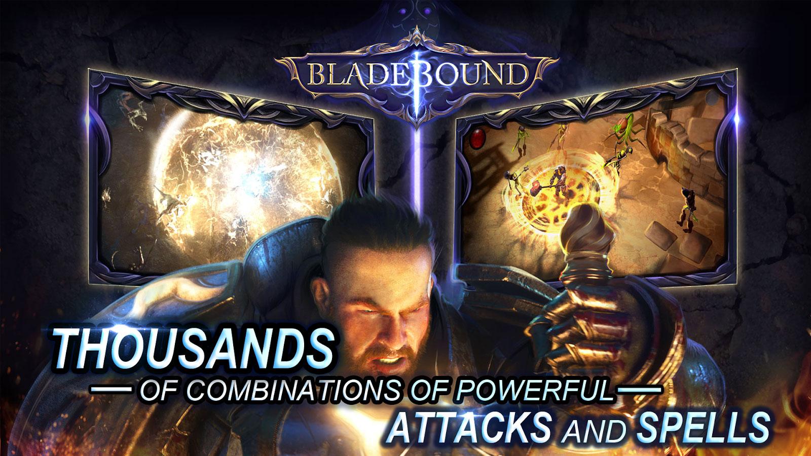 Bladebound Android