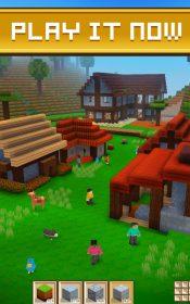 """Block Craft 3D Building Simulator Games For Free 1 175x280 دانلود Block Craft 3D: Building Simulator Games For Free 2.6.0 – بازی شبیه ساز """"بلاک کرفت"""" آندروید + مود"""