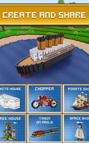 """Block Craft 3D Building Simulator Games For Free 4 175x280 دانلود Block Craft 3D: Building Simulator Games For Free 2.6.0 – بازی شبیه ساز """"بلاک کرفت"""" آندروید + مود"""