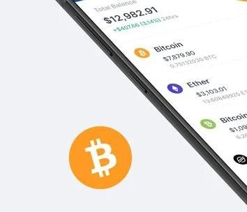 Blockchain Wallet. Bitcoin, Bitcoin Cash, Ethereum-1