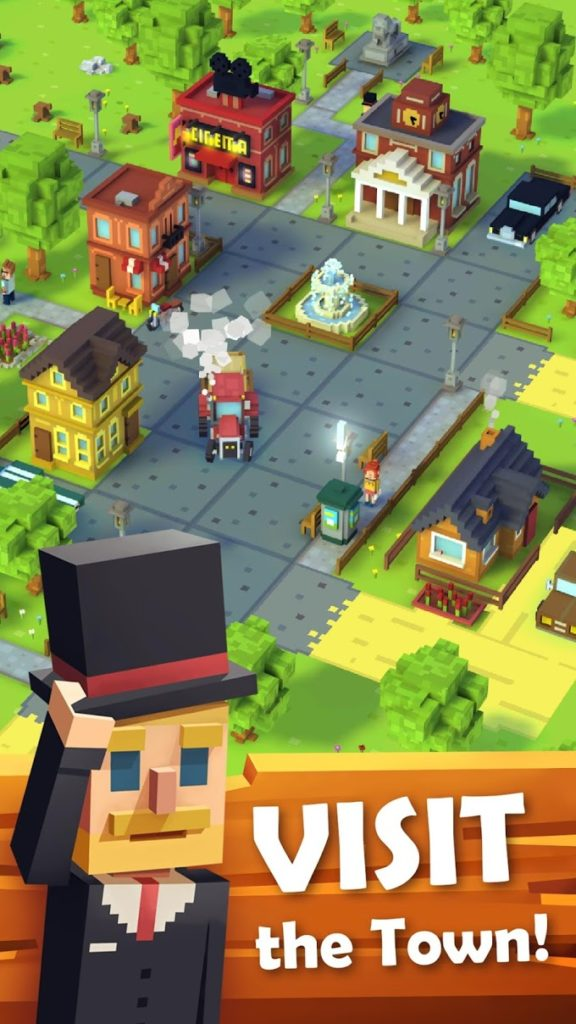 دانلود Blocky Farm 1.2.80 - بازی مزرعه داری جالب و محبوب چارخانه ای اندروید + مود