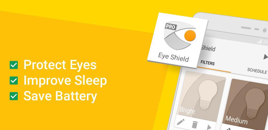 Blue Light Filter for Migraine - Eye Shield Pro