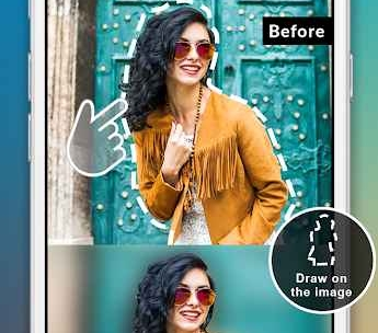 Blurfoto : Auto blur photo background & DSLR focus
