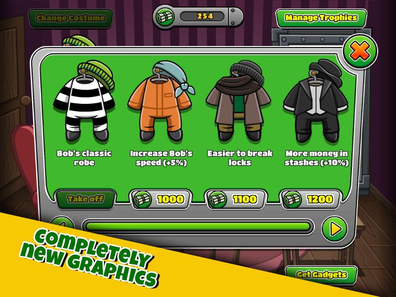 دانلود Bob The Robber 4 1.18 - بازی جالب