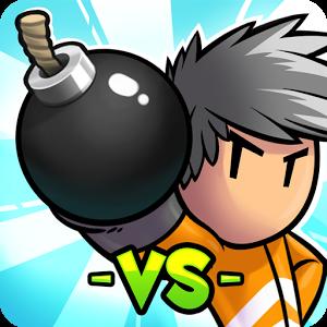 """دانلود Bomber Friends 3.18 - بازی اکشن """"دوستان بمب افکن"""" اندروید + مود"""