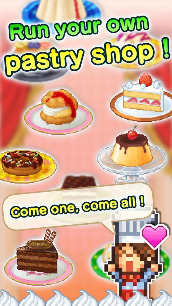دانلود Bonbon Cakery 2.0.7 - بازی جالب و سرگرم کننده