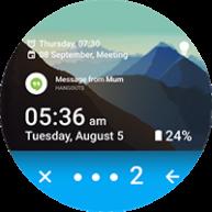 Bottom Slider - Lock screen Android