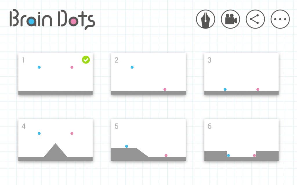 دانلود Brain Dots 2.16.3 - بازی پازل خلاقانه