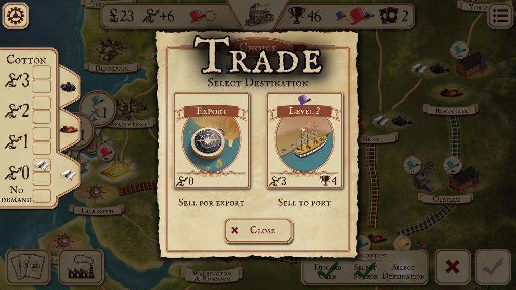 دانلود Brass 1.8 - بازی رومیزی سرگرم کننده