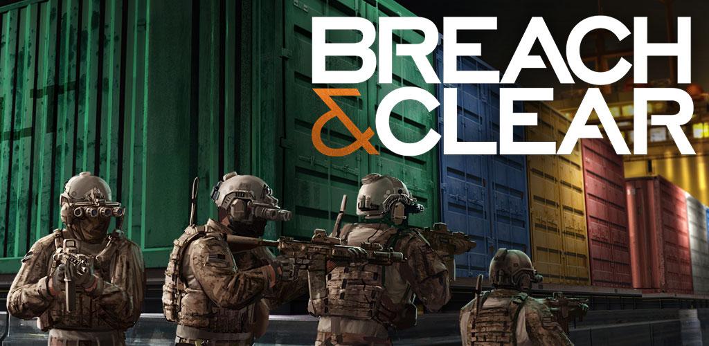 Breach and Clear - GameClub