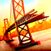 دانلود Bridge Construction Simulator 1.0 – بازی شبیه سازی پلسازی اندروید + مود