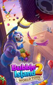 Bubble Island 2: World Tour Games