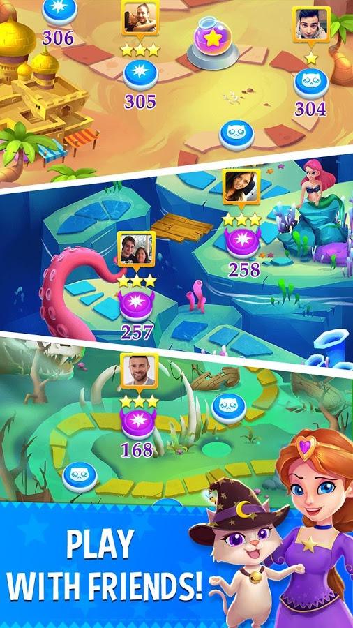 دانلود Bubble Mania 2.3.8 - بازی پازل عالی