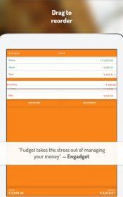 Budget Planner: Fudget