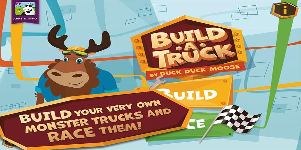 دانلود Build A Truck - بازی جالب ساخت کامیون اندروید + مود
