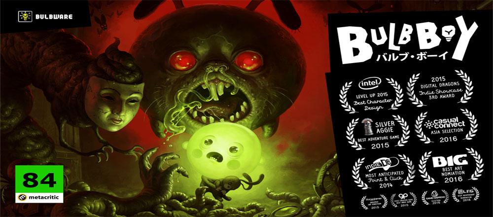 "دانلود Bulb Boy - بازی پازل 2D فوق العاده ""پسرک لامپی"" اندروید + دیتا"