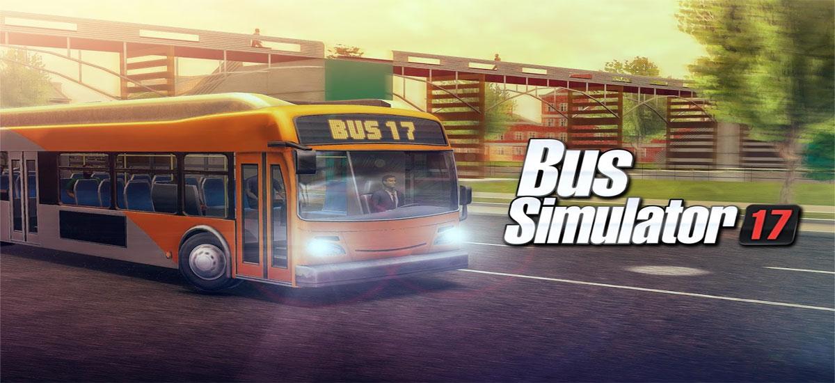 دانلود Bus Simulator 17 1.3.0 – بازی شبیه ساز اتوبوس اندروید + مود + دیتا