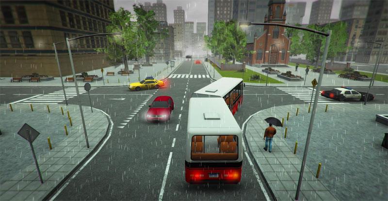 دانلود Bus Simulator PRO 2017 1.6.1 - بازی شبیه سازی اتوبوس 2017 اندروید + مود + دیتا