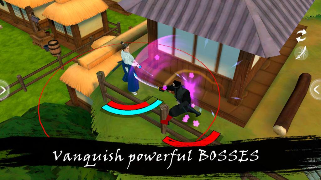 دانلود Bushido Saga 1.4.9 - بازی اکشن