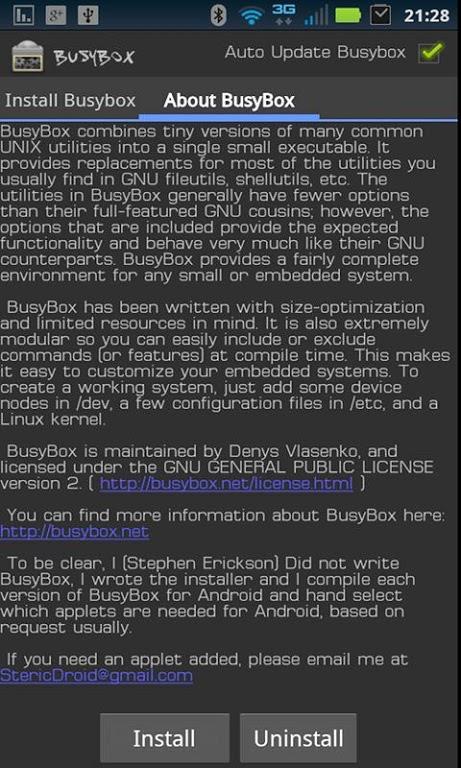 دانلود BusyBox Pro 70 – اپلیکیشن مطرح بیزی باکس مخصوص اندروید