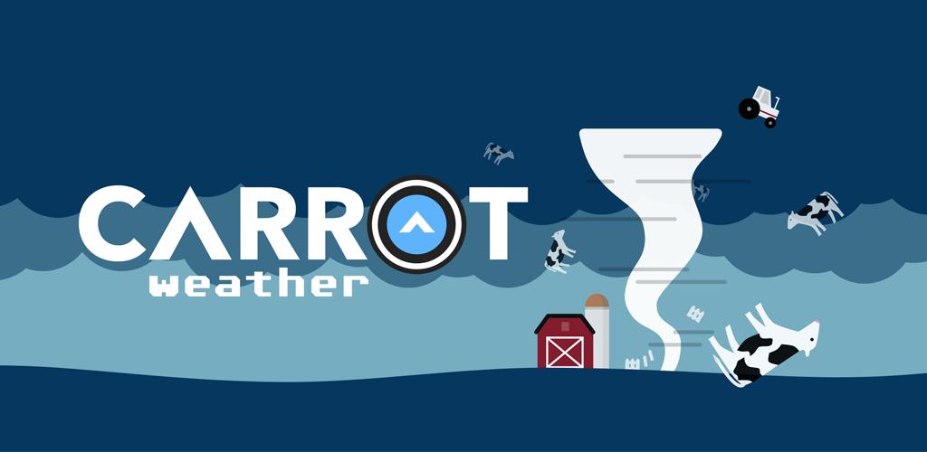 CARROT Weather Premium