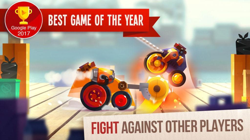 دانلود CATS: Crash Arena Turbo Stars 2.11 - بازی اکشن پرطرفدار