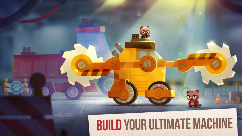 دانلود CATS: Crash Arena Turbo Stars 2.20.2 - بازی اکشن پرطرفدار