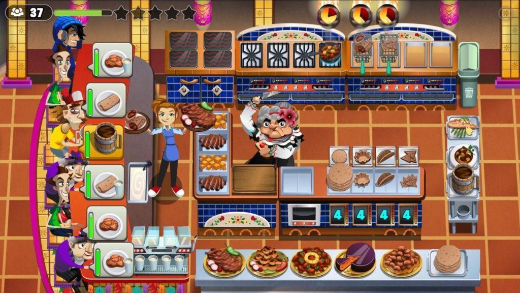 دانلود COOKING DASH 2.12.10 - بازی مدیریت رستوران اندروید + مود