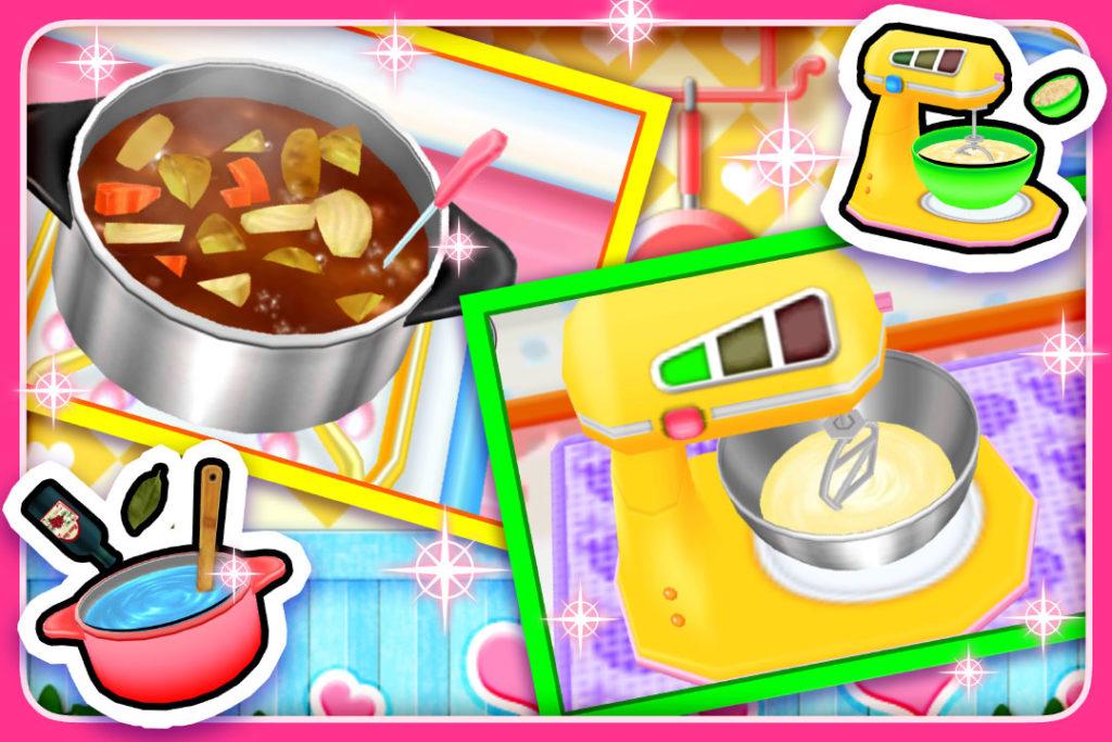 دانلود COOKING MAMA Let's Cook! 1.42.0 - بازی آشپزی اندروید + مود