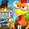 CRAZY CHICKEN strikes back Games