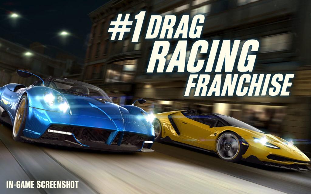 دانلود CSR Racing 2 2.8.1 - بازی ماشین سواری خارق العاده اندروید + مود + دیتا