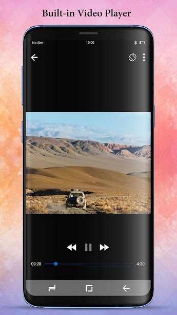 دانلود CV Infotech HD Gallery Premium 1.0.4 - برنامه مدیریت حرفه ای تصاویر و فایل ویدئویی اندروید!