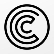 Caelus Black Icon Pack - Black Linear Icons-Logo