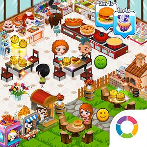 """دانلود Cafeland - World Kitchen 2.0.24 - بازی مدیریت رستوران """"آشپزخانه جهانی"""" اندروید + مود"""