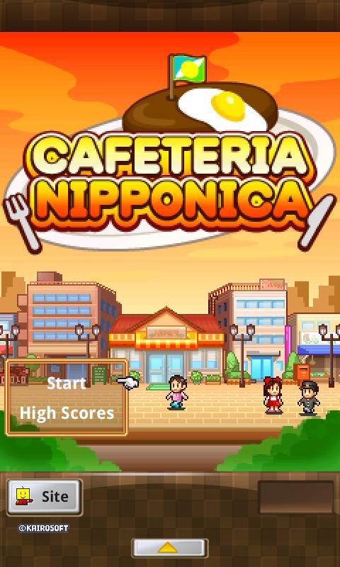دانلود Cafeteria Nipponica 2.0.6 - بازی کافه تریا ژاپنی اندروید + مود