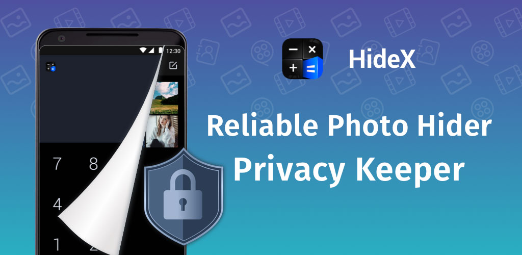 Calculator Lock – Lock Video & Hide Photo – HideX VIP