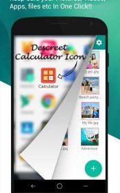 Calculator Vault- Gallery Lock
