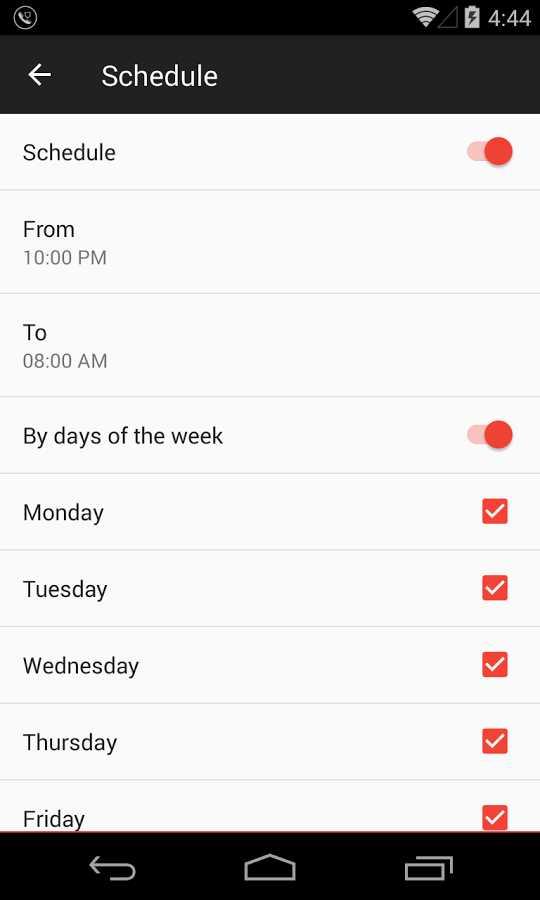 دانلود Call Blocker Full 3.05 - مسدود سازی سریع تماس ها دریافتی اندروید !