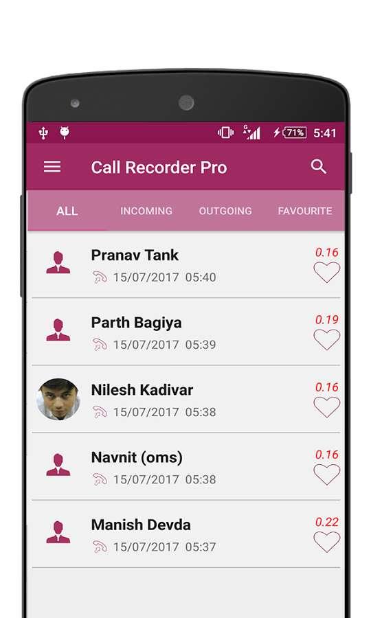 دانلود Call Recoreder ACR - Pro 1.0 - برنامه ضبط حرفه ای مکالمات اندروید!