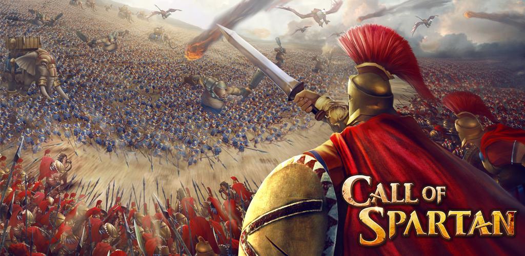 Call of Spartan ندای اسپارتان