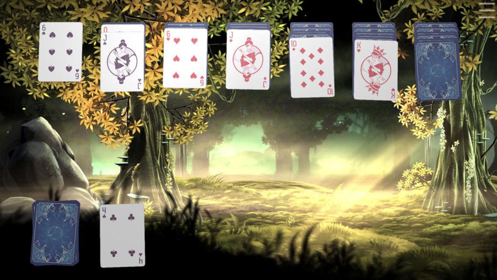 دانلود Calm Cards - Klondike 1.0 - بازی حکم